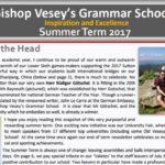 The 2017 Summer Newsletter