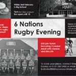 Six Nations Rugby Evening