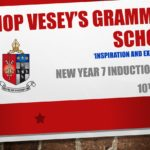 Induction Evening for New Year 7, September 2018
