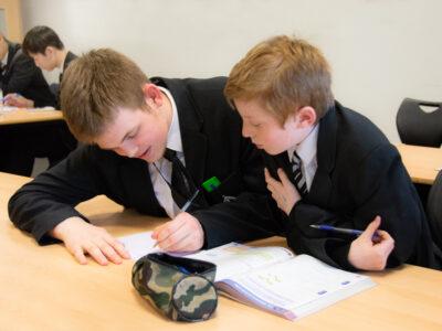 Sixth Form Mentoring KS3 2