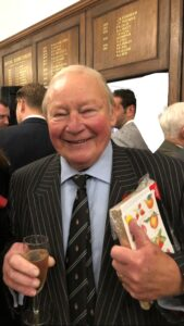 Obituary for Clive Richards DL, KSG, CBE and Old Veseyan